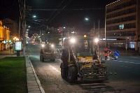 Нанесение дорожной разметки в Туле, Фото: 29