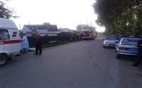 В Тульской области насмерть разбился мотоциклист, Фото: 3