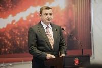 Алексей Дюмин наградил сотрудников «Тулачермета», Фото: 16