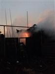 В Пролетарском районе сгорел дом, Фото: 14