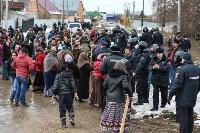 Бунт в цыганском поселении в Плеханово, Фото: 48