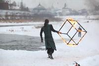 Как туляки провожали зиму на набережной Упы, Фото: 114