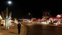 Рождественская иллюминация по-американски, Фото: 4