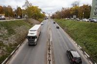 Орловский путепровод в Туле. Октябрь 2019, Фото: 17