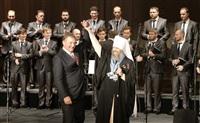 Митрополиту Тульскому и Ефремовскому Алексию вручена медаль, Фото: 1