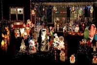 Рождественская иллюминация по-американски, Фото: 1