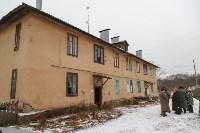 Аварийное жильё в пос. Социалистический Щёкинского района, Фото: 16