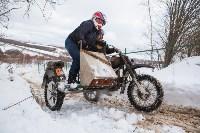 От зимнего мототоксикоза – мотослет «Самовар-Треффен» , Фото: 43