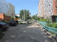 Двор домов №107 и 107А по ул. Замочной., Фото: 1