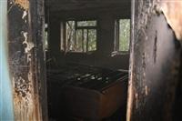 Пожар в бывшем профессиональном училище, Фото: 15