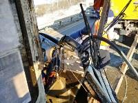 Авария на трассе Тула-Щекино, 10 февраля 2020, Фото: 14