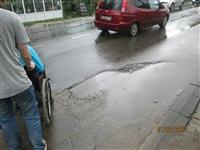 """""""Недоступная среда"""" для тульских инвалидов, Фото: 9"""