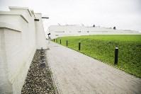 Монтаж экспозиции нового музея на Куликовом поле. Август 2016, Фото: 7
