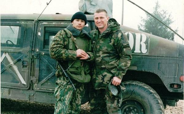 Босния и Герцеговина 1999г. Б.Р. УГЛЕВИК
