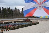 Репетиция Парада Победы в подмосковном Алабино, Фото: 52