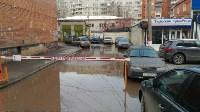 В Туле у дома на ул. Литейная, 3 перекрыта дождевая канализация, Фото: 7