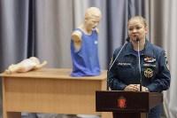 Членов правительства Тульской области научили оказывать первую помощь, Фото: 14