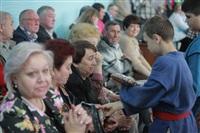 Турнир по самбо памяти Кленикова и Радченко. 17 мая 2014, Фото: 3