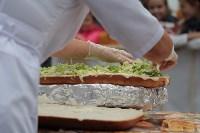 Гигантский гамбургер на площади, Фото: 25