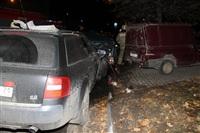 В Туле пьяный на Audi протаранил пять автомобилей, Фото: 5