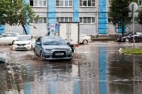 Затопленные ул. Мосина и ул. Тимирязева, Фото: 2