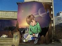 Работы финалистов второго конкурса граффити, Фото: 10