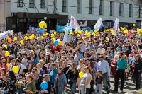 1 мая в Туле прошло шествие профсоюзов, Фото: 53