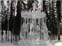 Ледяные скульптуры, Фото: 8