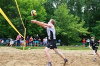 Пляжный волейбол в парке, Фото: 35