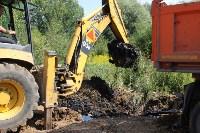 Ликвидация разлива нефтепродуктов в Комарках, Фото: 2