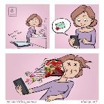 Комиксы Валерии Амелиной, Фото: 11