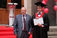 Вручение дипломов магистрам ТулГУ. 4.07.2014, Фото: 91