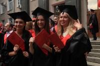 Вручение дипломов магистрам ТулГУ, Фото: 261
