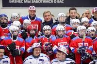 Мастер-класс от игроков сборной России по хоккею, Фото: 54