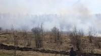 Лесной пожар: учения МЧС, Фото: 19