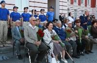 Присяга в Тульском суворовском училище: фоторепортаж, Фото: 14