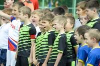 День массового футбола в Туле, Фото: 12