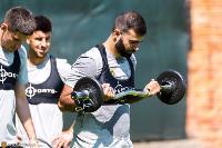 Футболисты «Арсенала» вышли из отпуска и провели первую тренировку, Фото: 9