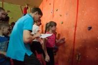 Соревнования на скалодроме среди детей, Фото: 34