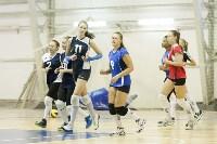 Тульские волейболистки готовятся к сезону., Фото: 12