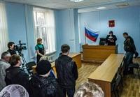 Уголовное дело в отношении А. Астахова. 6 ноября, Кимовский городской суд, Фото: 5