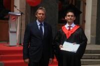 Вручение дипломов магистрам ТулГУ, Фото: 148