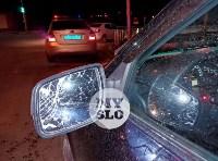В Туле гаишники устроили погоню за пьяным водителем на Lada Kalina, Фото: 4