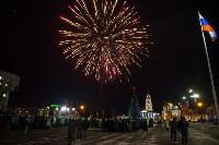 Фейерверк в честь 75-летия обороны Тулы, Фото: 5