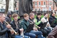Оркестр в Кремлевском саду, Фото: 14