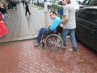"""""""Недоступная среда"""" для тульских инвалидов, Фото: 45"""