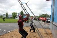 В Туле прошли соревнования по пожарно-прикладному спорту , Фото: 2