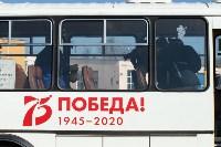 Как в Туле дезинфицируют маршрутки и автобусы, Фото: 14