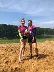 В Центральном парке Тулы прошло первенство области по пляжному волейболу среди девушек, Фото: 4