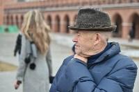 Масленица в Торговых рядах тульского кремля, Фото: 15